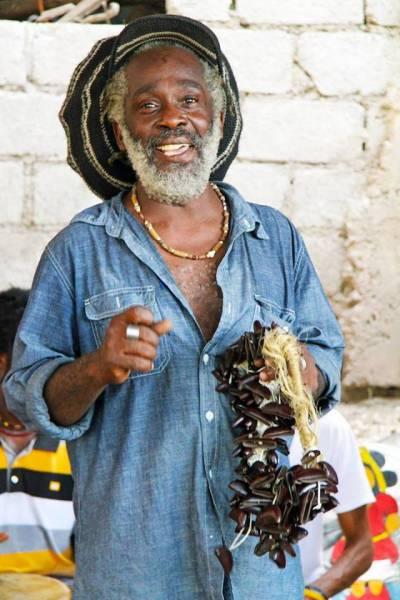 Louis Lesly Marcelin (Samba Zao)