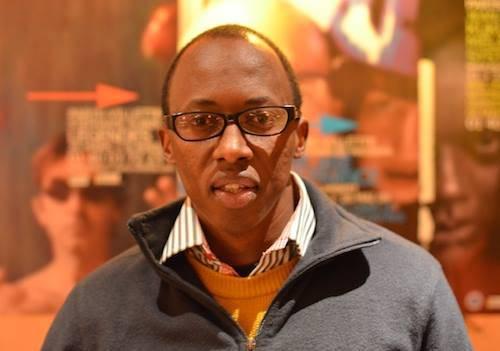 Diogène  Ntarindwa