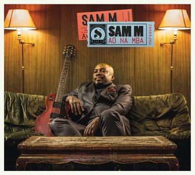 Samuel Mbappe (Sam'M)