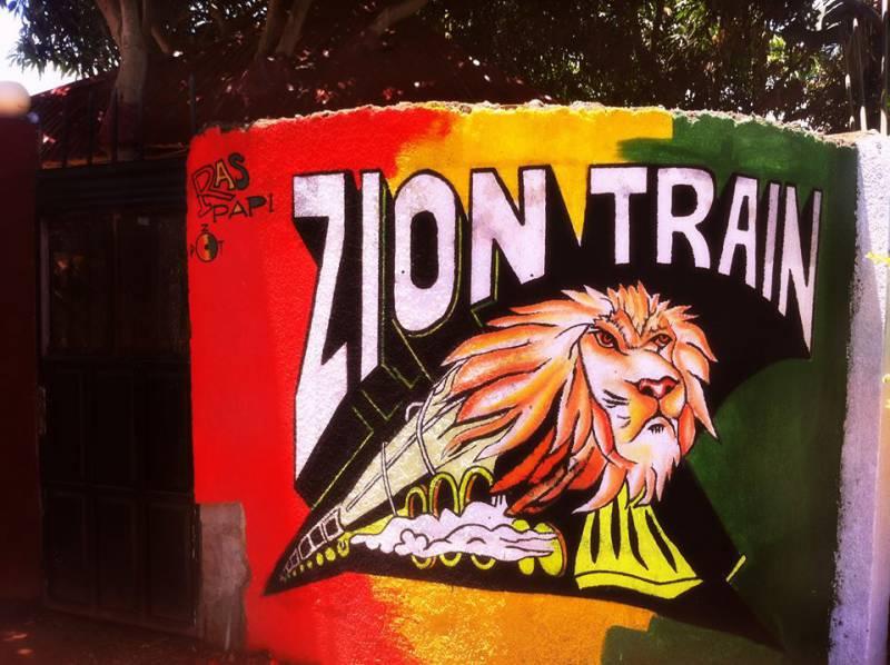 Zion Train Kampala