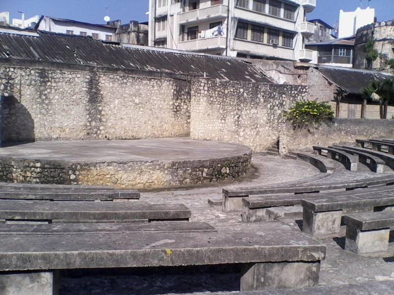 Ngome Kongwe (Zanzibar Old Fort)