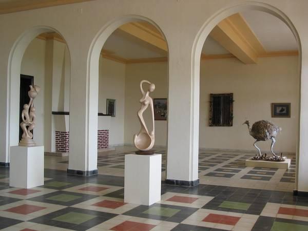 National Art Gallery-Rwesero