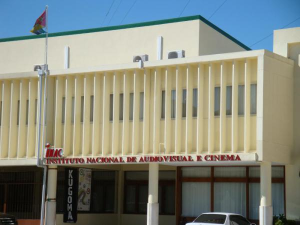 INAC (Instituto Nacional de Audiovisual e Cinema)