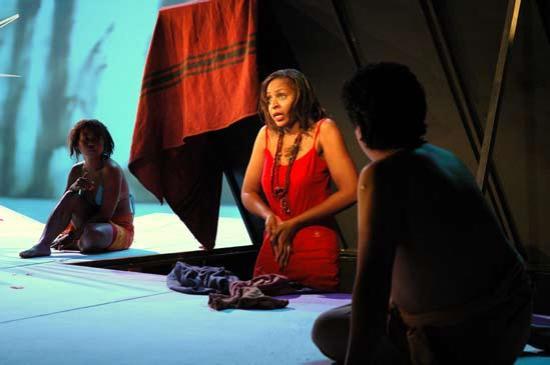 Maraina, opéra contemporain d'Outre-mer