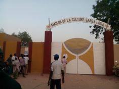 Maison de la culture Garba Loga