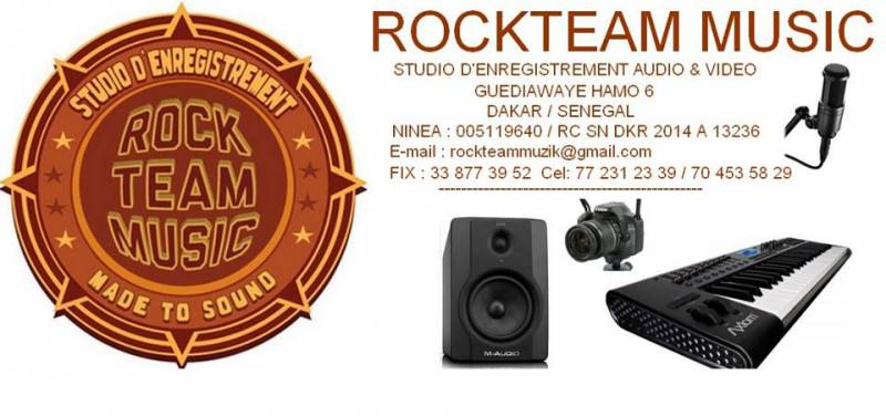 Rockteam MUZIK - Sénégal