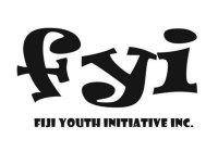 FYI - Fiji Youth Initiative
