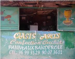 Oasis des Arts