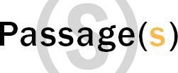 Éditions Passage(s)