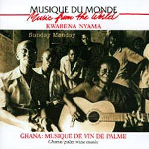 Ghana : Musique du Vin de Palme