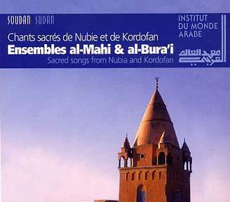 Chants sacrés de Nubie et de Kordofan