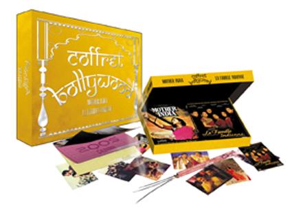 Coffret Bollywood