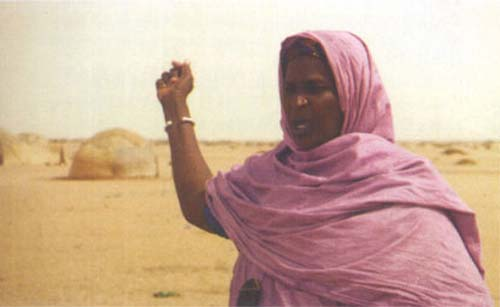 Faraw! mother of the dunes