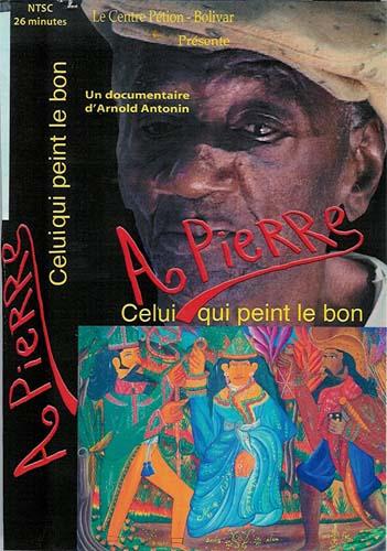 André Pierre, celui qui peint le bon