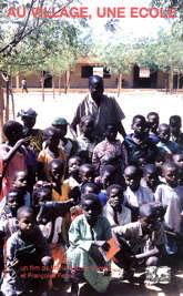 Au village, une école
