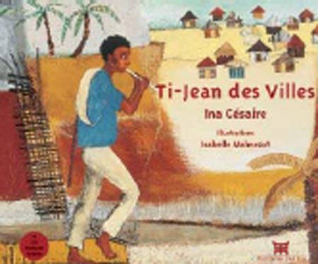 Ti-Jean des Villes (album + cd)