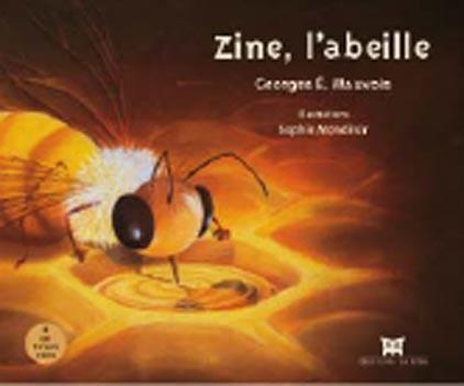 Zine, l'abeille (album +cd)