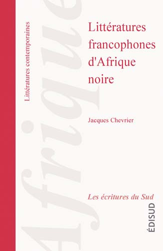 Littératures francophones d'Afrique noire