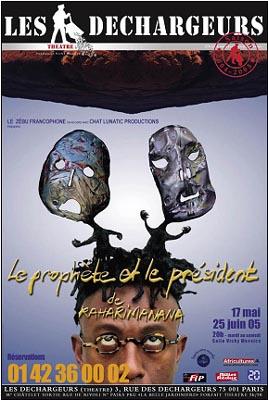 Prophète et le President (Le)